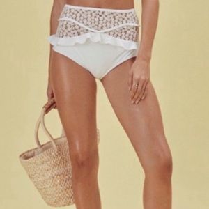 For Love and Lemons Lolita bottoms size XS